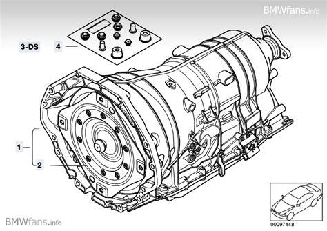 supplement 6 to part 744 automatic gearbox ga6hp26z bmw 7 e66 760li n73 bmw