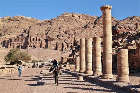 imagenes jordania rutas de senderismo en petra gu 237 as viajar