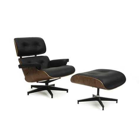Eames Chair Recliner by Eames Style Lounge Chair Ottoman