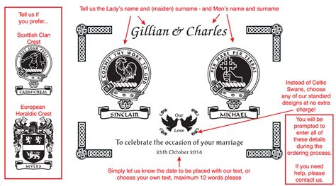 Wedding Anniversary Gift Protocol by Special Wedding Anniversary Gifts Orkney