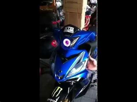 Lu Led Jupiter Mx New yamaha sniper mx lc135 winker park light funnydog tv