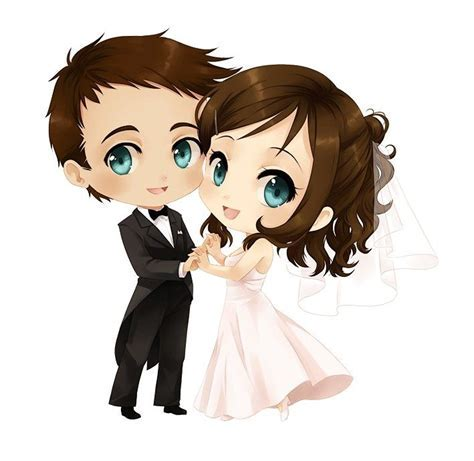 10 best images about anime wedding on Pinterest   Chibi