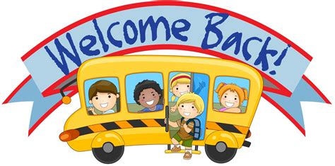 back to school clipart welcome back to school clip cliparts and others