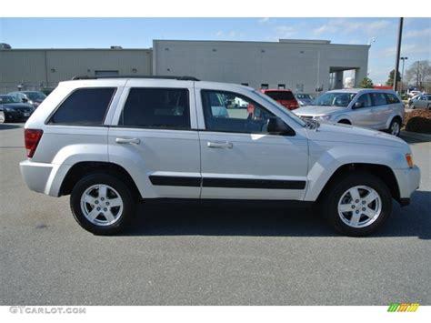 silver jeep grand 2006 bright silver metallic 2006 jeep grand laredo 4x4