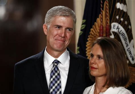 neil gorsuch and family a look at supreme court nominee neil gorsuch ny daily news