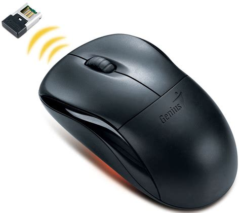 Mouse Wireless Genius genius 2 4ghz wireless optical mouse ns 6000 price in