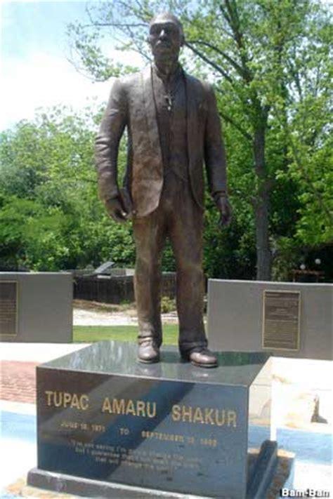 tupac shakur statue  stone mountain georgia