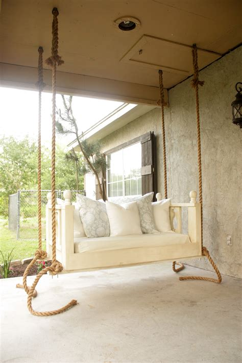 how to build a bed swing porch bed plans 28 images porch bed swing made with