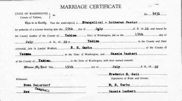 Riverside Ca Marriage Records Elizabeth