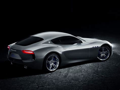 news  alfieri coupe  pioneer fully electric maseratis
