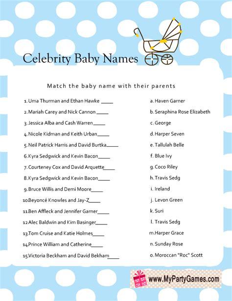 color names baby free printable baby name
