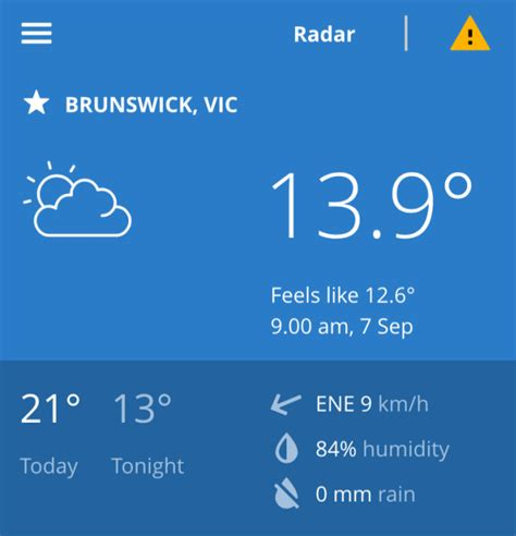 bom weather apparent feels like temperature social media blog