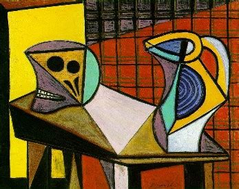 picasso paintings eye picasso another still with a skull