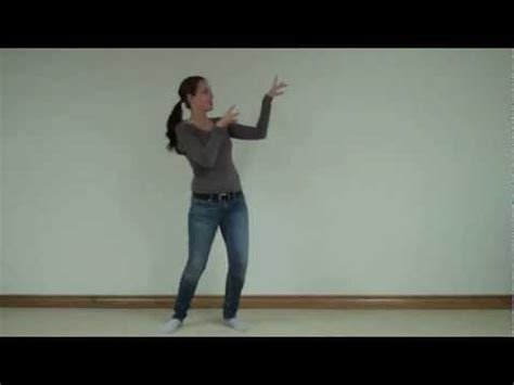 tutorial dance michael jackson thriller as choreographed by chloe bell for a big broth