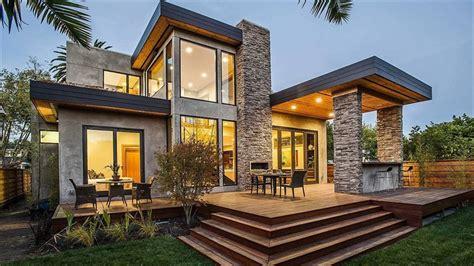 Wood House Design