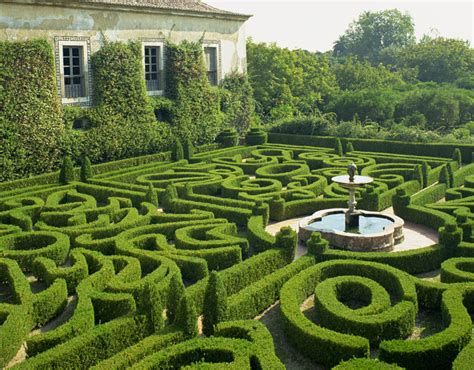 Backyard Labyrinth by Garden Maze Water Amazing Mazes Around The