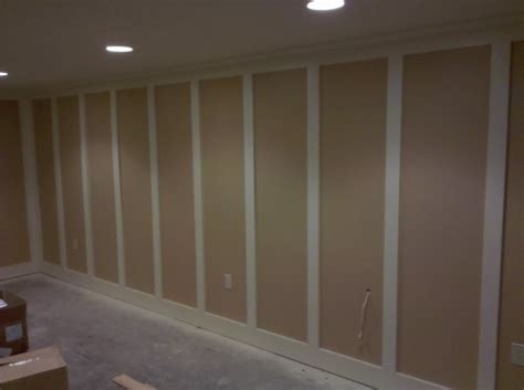 floor to ceiling wainscoting media room wainscoting custom home finish