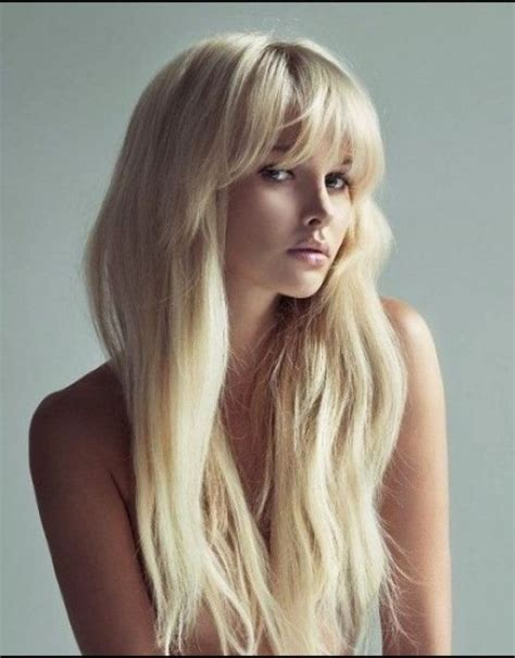 hairstyles with fringe bangs best 25 long hair fringe ideas on pinterest haircuts