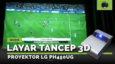 Harga Lg Ph450ug lg ph450ug bikin layar tancep 3d di rumah