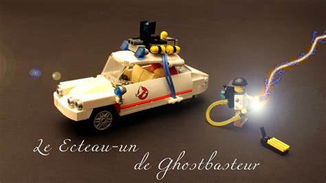 lego ghost tutorial tuesday youtube ghostbusters ecto 1 french edition lego moc tutorial