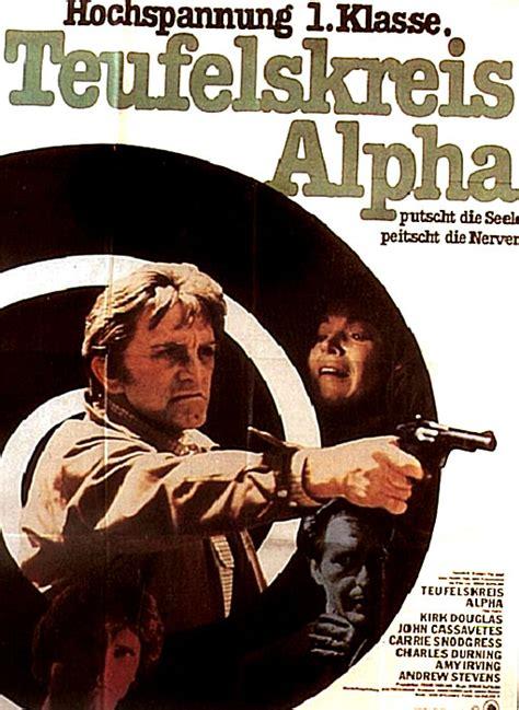 filmplakat teufelskreis alpha  filmposter archiv