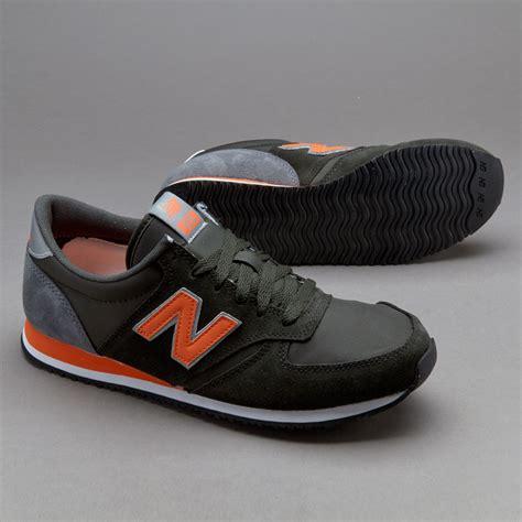 New Balance Black And Orance high quality new balance u420 black orange w10845 all