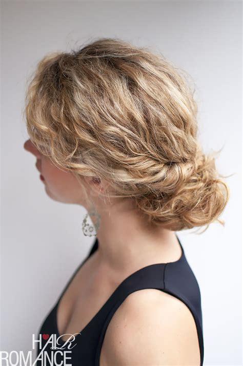 Curly Bun Hairstyles by 25 Diy Bun Hairstyles