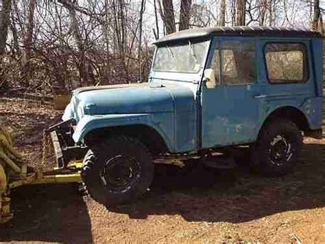 1964 Jeep Cj5 Find Used Jeep Cj5 1964 Jeep Kaiser Cj Tr 4 Cyl F