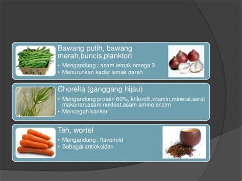 Serbuk Kolagen Murni jenis dan sifat makanan fungsional