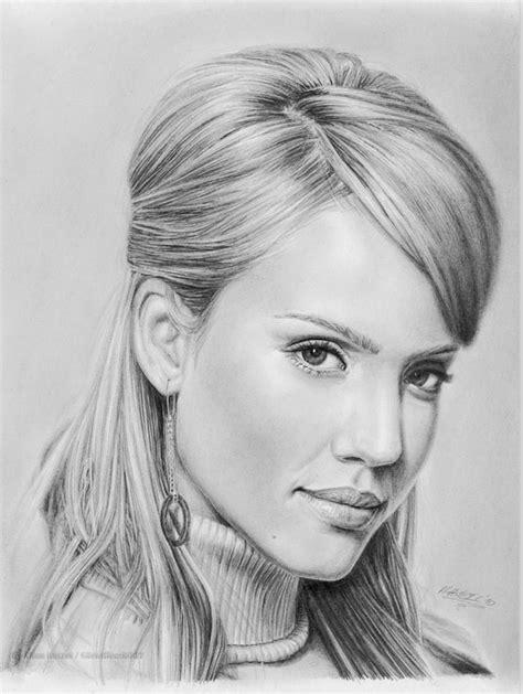 dibujos realistas rostros pinturas cuadros lienzos rostros dibujos a l 225 piz