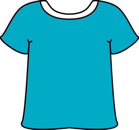 Kaoa Baju T Shirt Adults blue tshirt white collar clip blue tshirt white