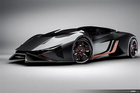 Lamborghini Resonare Concept Super Car   Car Wallpapers 2015