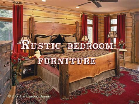rustic bedroom furniture rustic bedroom furniture a guide to the best frames and