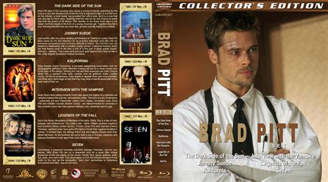 Brad Pitt And Collect Another One by Brad Pitt Collection Set 1 Cover 1988 1995 R1