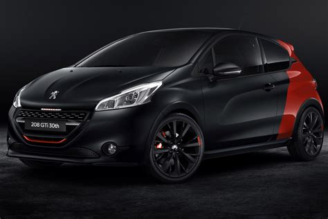 new peugeot cars for sale uk peugeot 208 gti 30th prices carbuyer