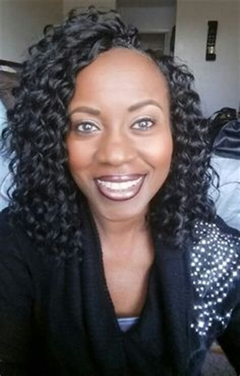 freetress aruba curl braid 20 quot crochet braids for vacation using deep wave by model model