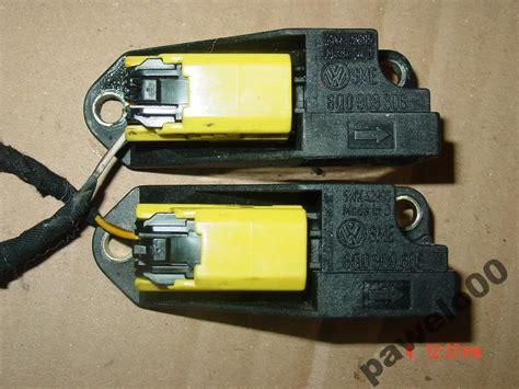 sensor airbag vw passat b5 audi 1c0909605c na czujnik uderzeniowy passat b5 golf iv 6q0909606 na bazarek pl