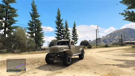 Auto Tuning Xbox 360 by Grand Theft Auto 5 Best Offroad Tuning Truck Driving