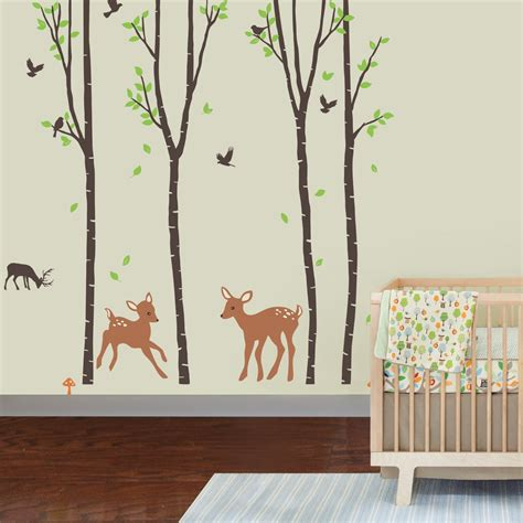 tree wall decals ten beautiful tree wall decals my small apartment
