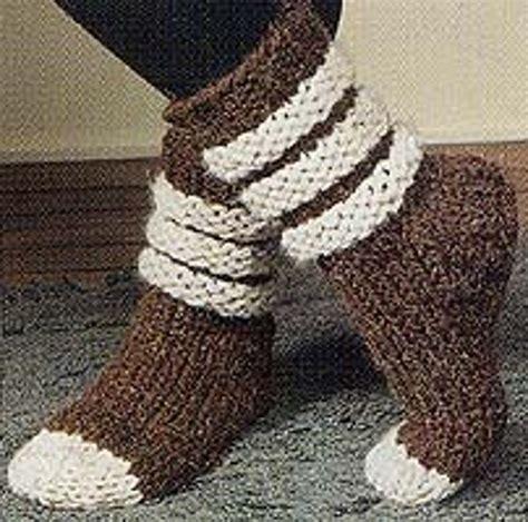 pattern for slouch socks scrunchy slouchy slipper socks in lion brand wool ease
