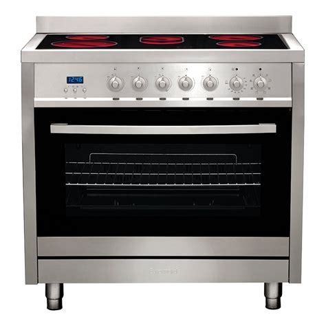 electric oven ceramic cooktop csts euromaid