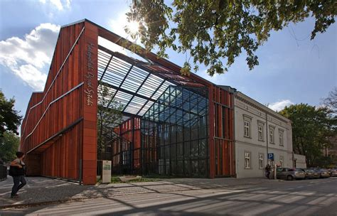 garden of arts ma蛯opolska garden of arts krakow building poland e