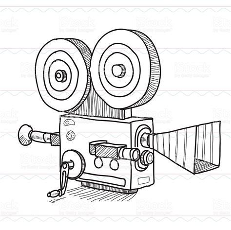 sketchbook vector sketchcamera stock vector 529096421 istock