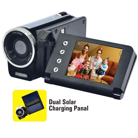 Skypix Camcorder 12mp Handycam Digital buy vox 12mp solar digital camcorder at best price in india on naaptol