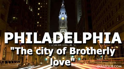 Brotherly From The City Of Brotherly 2 by Only Highly Intelligent The Quiz Club