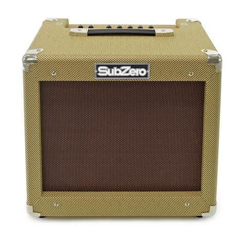Box Reverb Subzero V35rg 35w Guitar With Reverb By Gear4music