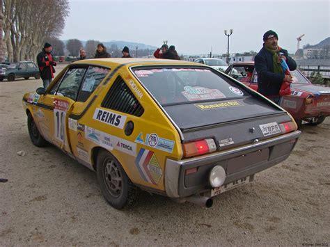 renault 17 gordini renault 17 gordini 4 ran when parked
