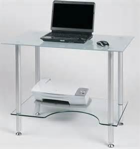 Glass Laptop Desk Desk Warehouse