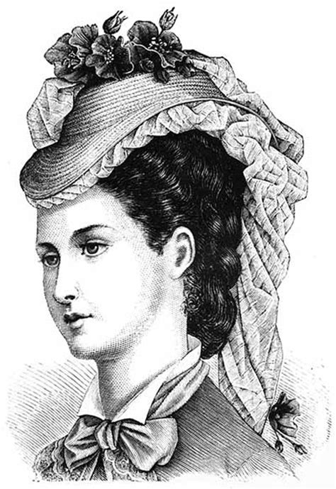 Hairstyles For Hats Black by 1870 Black Hairstyles Hairstyles For 1876 Vv 1870s Hats