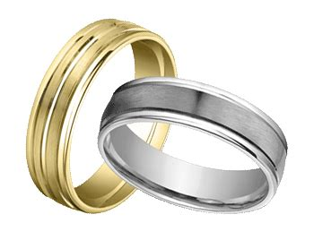 Wedding Banner Ring by Two Souls Come Together With A Gold Wedding Ring